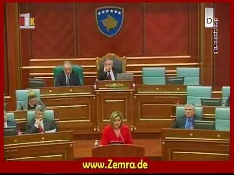 005 Kuvendi i Kosoves lidhje me Demostratat e14.01.2012 pjesa 1 - www.Zemra.de