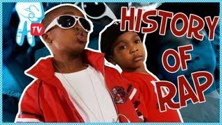 History Of Rap (Jimmy Fallon & Justin Timberlake PARODY