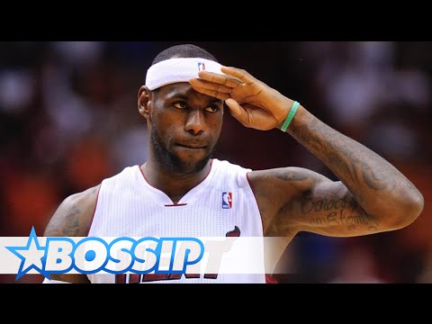 LeBron Is A Free Agent, Will He Leave Miami For Good?