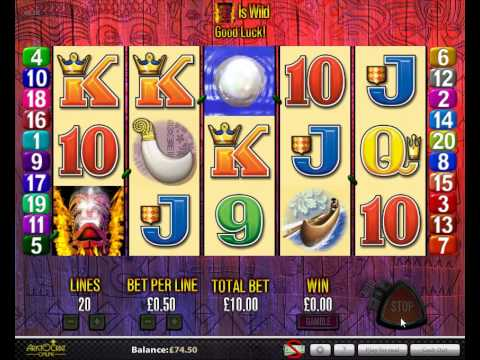 play tiki torch slots for free