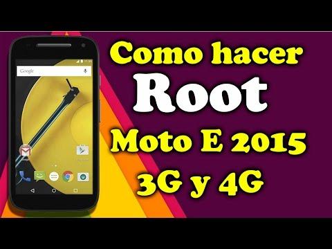 como hacer Root Moto E 2015 | 3G y 4G | Facil y Explicado | Tecnocat