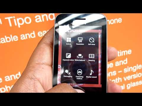 Hands-On: Sony Xperia tipo