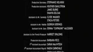 Silent Hill Movie Ending Credits