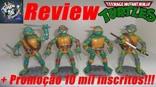 Review Tartarugas Ninja Classic Collection