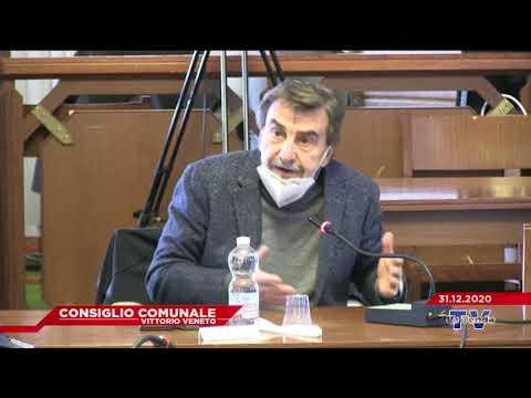 CONSIGLIO COMUNALE VITTORIO VENETO - Seduta del 31.12.2020
