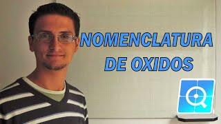 Inorgánica: Oxidos