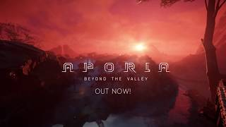 Aporia: Beyond The Valley - Megjelenés Trailer
