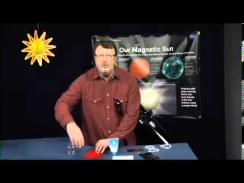 Astronomy Activity: Protection from UV