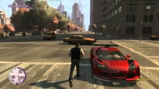 Tutoriel GTA IV Pour Les Voitures ;)