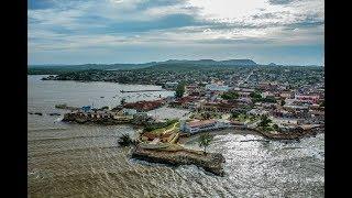 Sitios en el oriente de Cuba luego del paso del huracán Irma