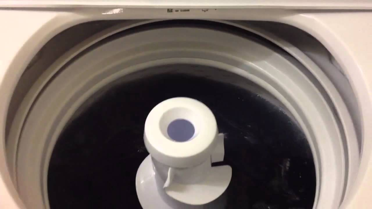 Maytag Centennial Bypass Lid Switch - YouTube