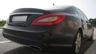 Prueba de Portalcoches.net del Mercedes CLS 350 BE