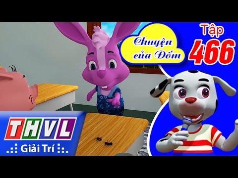 THVL | Chuyện của Đốm - Tập 466: Cuộc thi đá dế | FULL HD