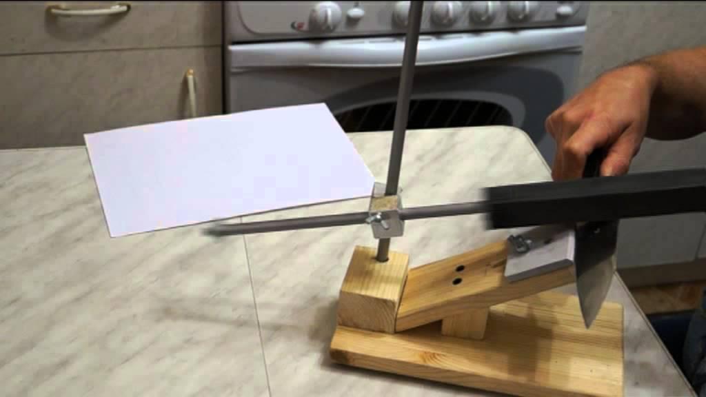 Заточное для ножей своими руками фото 36