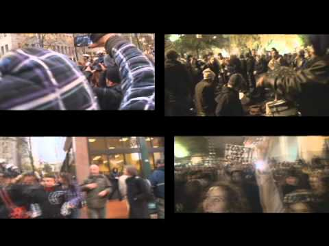 WE ARE THE 99 Percent - Occupy Portland music video 2011