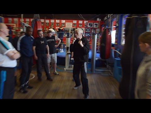Red Corner Boxing Coaching Course