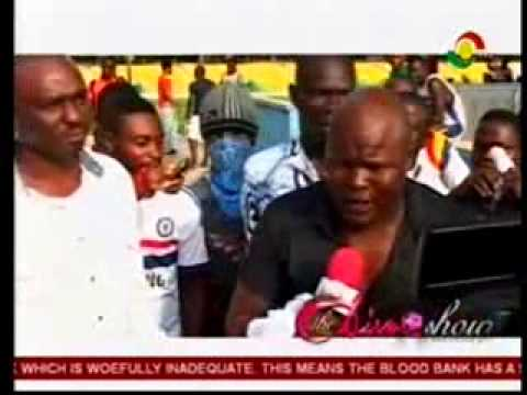 Diva Show - Discuss the State of  Boxing in Ghana - 8/2/2014