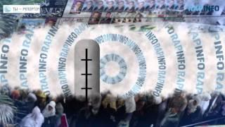 RAPINFO - Выборы, скандал в Южной Осетии, рекорд в Египте