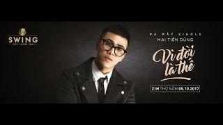 VÔ TÌNH - MAI TIẾN DŨNG [LIVE / SWING]