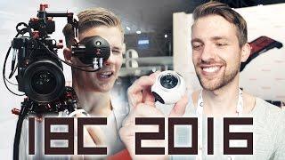 IBC adventure 2016 [Canon 5D IV, Virtual Reality, New DEC ++]