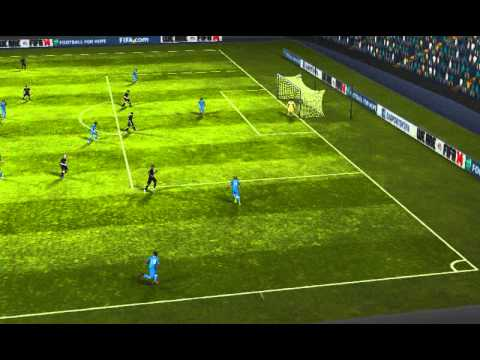 FIFA 14 Android - Freestyle Team VS Inter