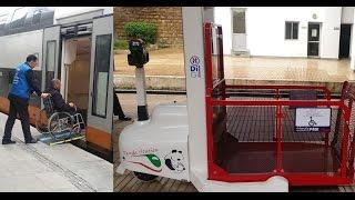 هام للمسافرين من ذوي الاحتياجات الخاصة..المكتب الوطني للسكك الحديدية يسهل سفركم |