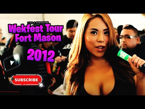 Wekfest 2012 Official Tour Video San Francisco 2012 - Fort Mason -4GS3MYW2CjI