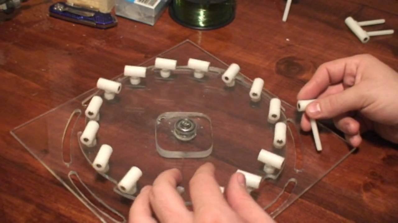 Magnet motor, free energy, overunity test 2 - YouTube