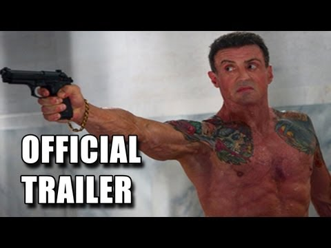 Bullet to the Head International Trailer (2013) - Sylvester Stallone