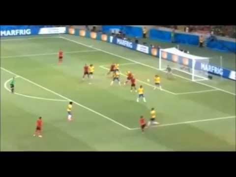 Brazil  Vrs Mexico (0-0) Full New Real Highlights full HD 17/06/2014
