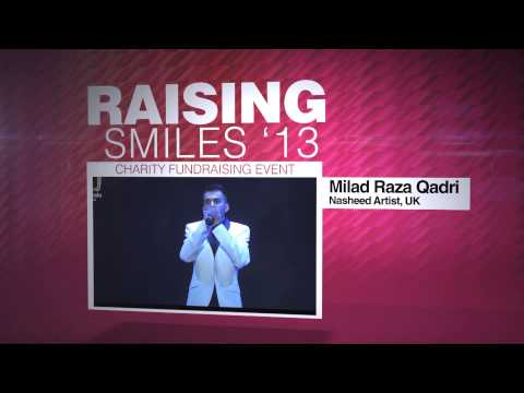 Minhaj Welfare Foundation - Raising Smiles 2013 BOOK NOW!