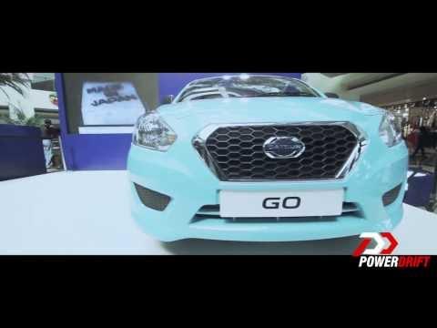 Datsun Go First Look: PowerDrift