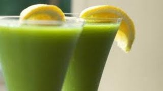 Green Mango Juice ..