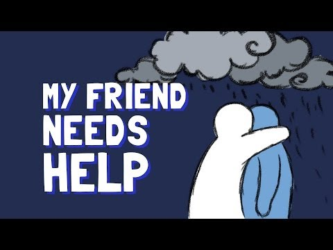 Wellcast - How to Help Someone Who is Suicidal
