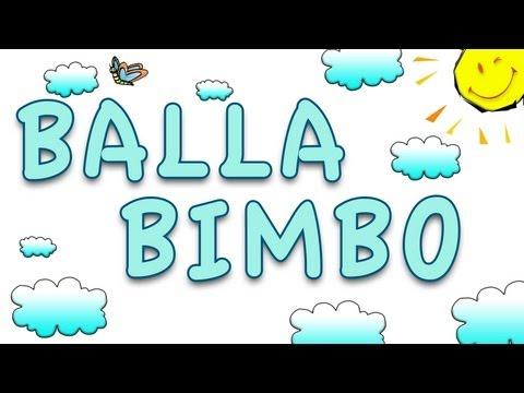 Canzoni per Bambini e bimbi - BALLA BIMBO - bambinicanzoni.it