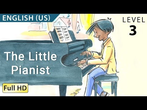 "The Little Pianist: Learn English with subtitles - Story for Children ""BookBox.com"""