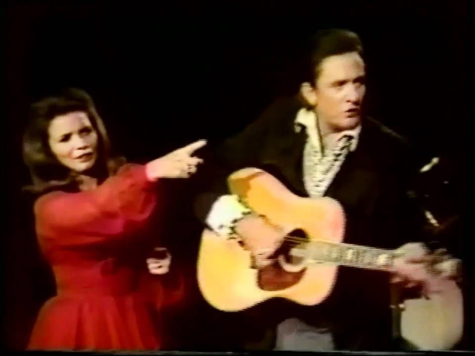 """Johnny Cash and June Carter - """"Jackson"""" - YouTube"""