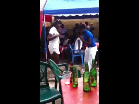 Azonto dance to sarkodie's u go kill me