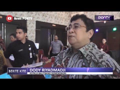 Rakor Percepatan Pembentukan Litbang Kabupaten Kota se-Kalbar