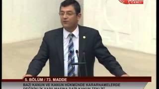 """ÖZGÜR ÖZEL:""""ERDOĞAN GEZİ'NİN İNTİKAMINI ALIYOR."""""""