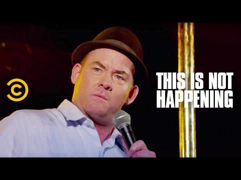 David Koechner (Anchorman 2) Poops On A Cop Car: This Is Not Happening (CC:STUDIOS & Comedy Central)
