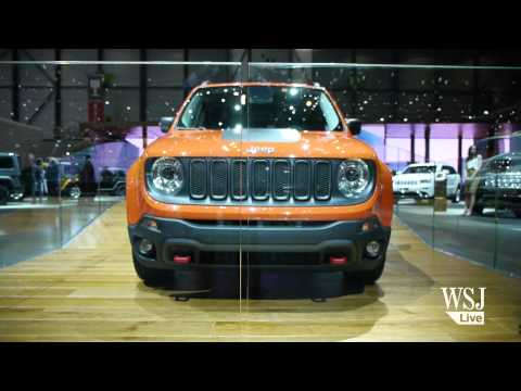 New Jeep Renegade | Geneva Motor Show