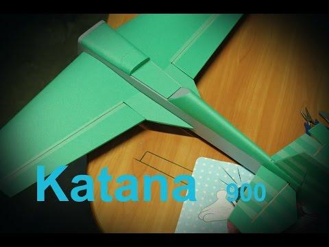 Самолет своими руками из потолочной плитки