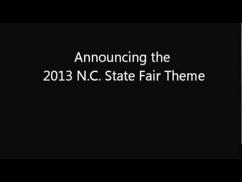 2013 State Fair Announcement - Harlem Shake Edition