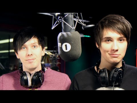 Dan and Phil Season 1 Episode 1 - Highlights