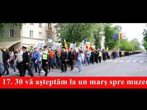 Comemorăm victimele ocupației sovietice