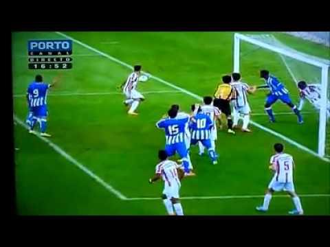 FC Porto vs Leixões ~ Escândalo no CN de Juniores 2014