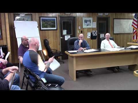 Peru Town Board Meeting  3-9-20