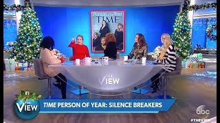 Panel Discuss: Time Person Of The Year
