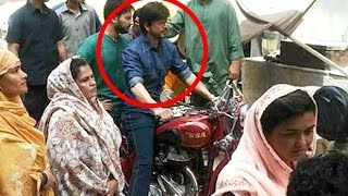 Shah Rukh Khan Raees Still Leaked